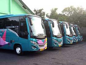 Rental Sewa Mobil Bus Pariwisata Bandung Album 1
