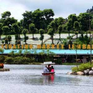 Rental Sewa Mobil Bus Pariwisata Bandung Floating Market Lembang