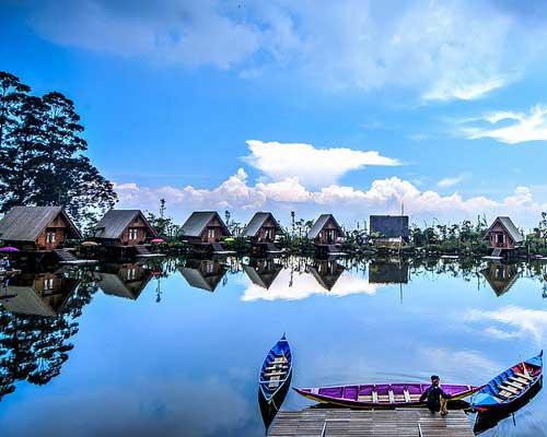 Rental Sewa Mobil Bus Pariwisata Bandung Dusun Bambu