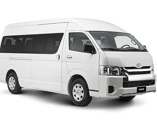 Rental Sewa Mobil Bus Pariwisata Bandung HiAce