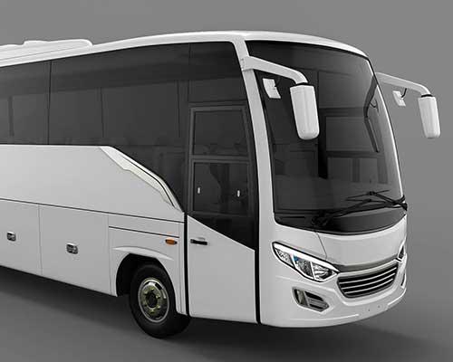 Rental Sewa Mobil Bus Pariwisata Bandung Medium Bus (29-35 Seats)